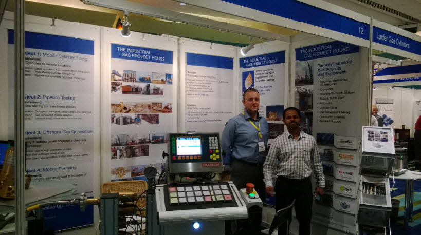 iGAS at MENA Dubai 1