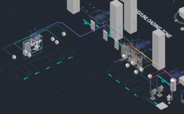 3D Plant Overview