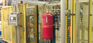 Speciality Gas Cylinder Filling