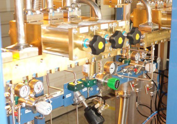 H2 Cylinder & Bundle filling projects