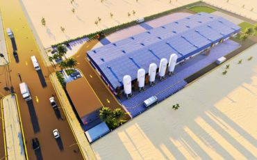 Turnkey Cylinder & Bundle Filling Plant - Saudi Arabia
